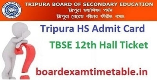 Tripura-HS-Admit-Card-2020