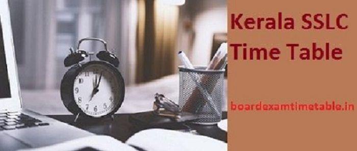 Kerala-SSLC-Time-Table.2020